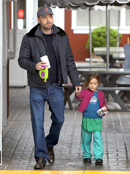 GOING GREEN photo | Ben Affleck