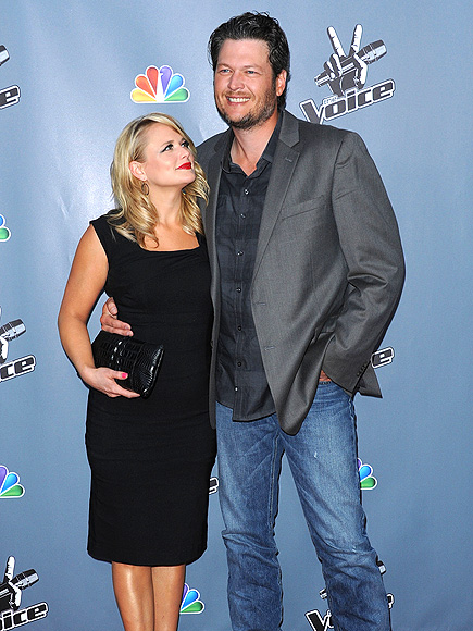 IN HARMONY photo | Blake Shelton, Miranda Lambert