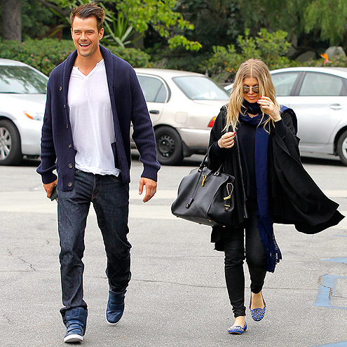 IT TAKES TWO photo | Fergie, Josh Duhamel