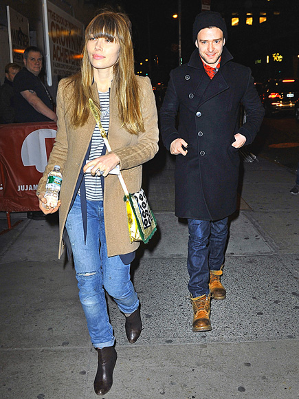 SHOW PEOPLE photo | Jessica Biel, Justin Timberlake
