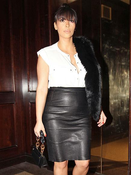 BUSINESS AS USUAL photo | Kim Kardashian