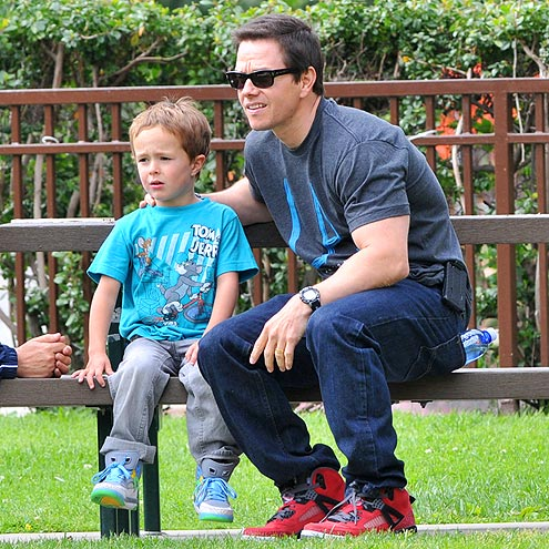 BENCHED photo | Mark Wahlberg