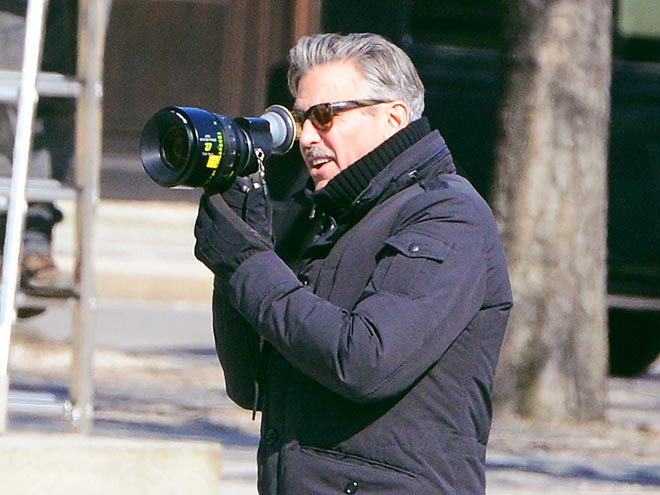 THE CAMERA LOVES HIM photo | George Clooney