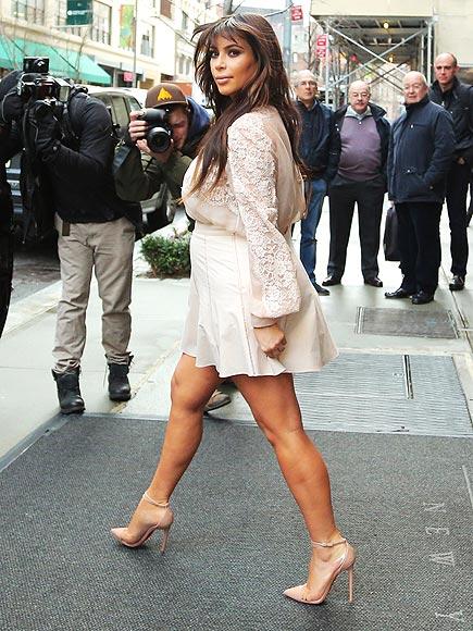 BUMP IT photo | Kim Kardashian