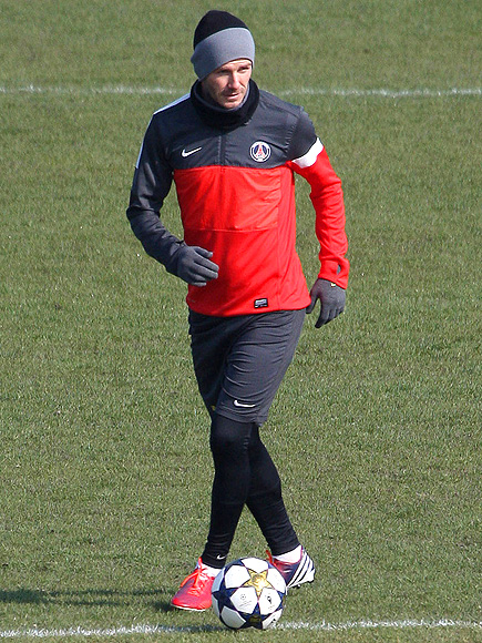 ON THE MOVE photo | David Beckham