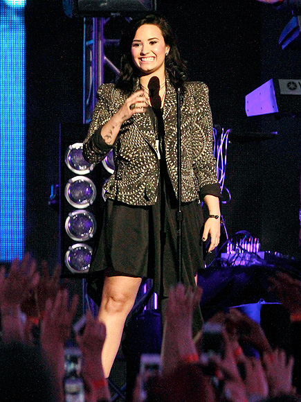 OPEN MIC photo | Demi Lovato