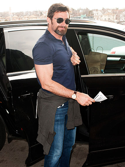 COOL AIR photo | Hugh Jackman
