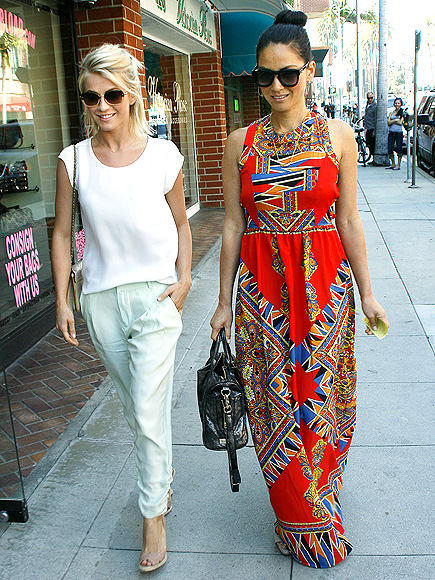 IT'S A GIRL THING photo | Julianne Hough, Olivia Munn