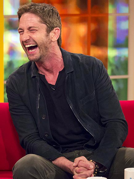 LAUGH FACTORY photo | Gerard Butler