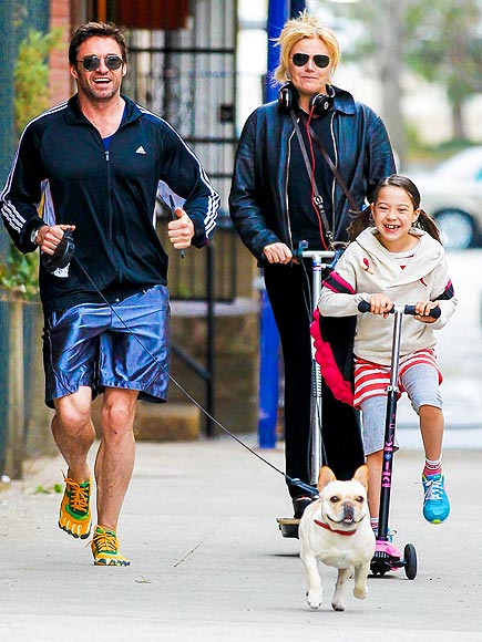 DOG RUN photo | Hugh Jackman