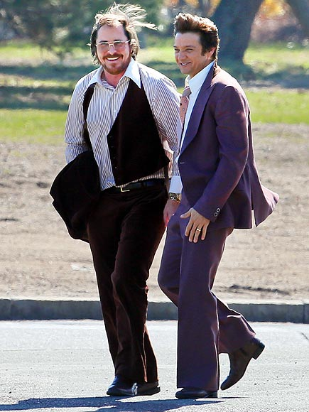 GUESS WHO? photo | Christian Bale, Jeremy Renner