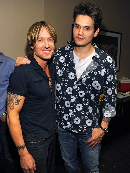 MALE ORDER photo | John Mayer, Keith Urban