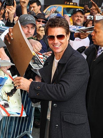 SHADY BUSINESS photo | Tom Cruise