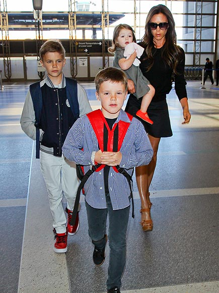 FLIGHT CREW photo | Victoria Beckham