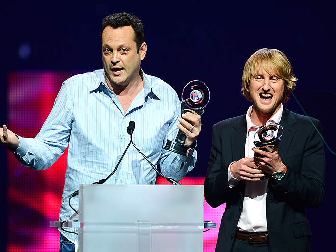 PRIZE PACKAGE photo | Owen Wilson, Vince Vaughn