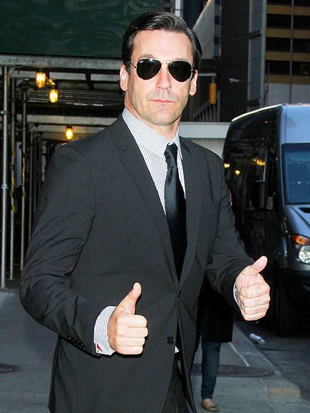 SEAL OF APPROVAL photo | Jon Hamm