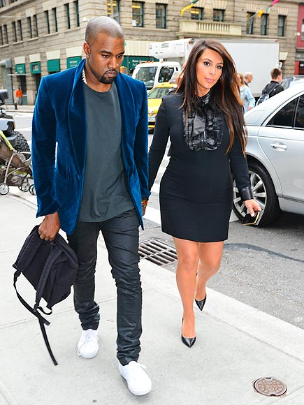 ON THE OTHER HAND photo | Kanye West, Kim Kardashian