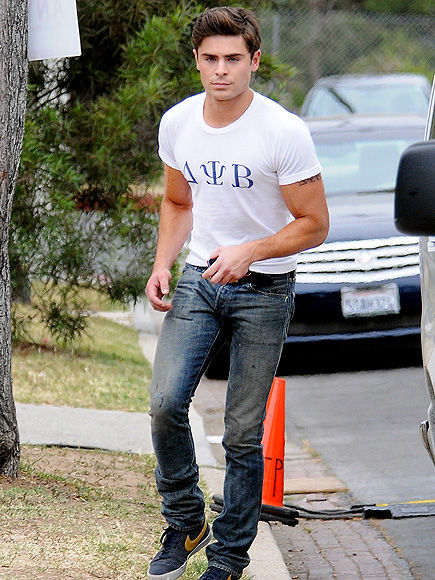 BY THE LETTER photo | Zac Efron