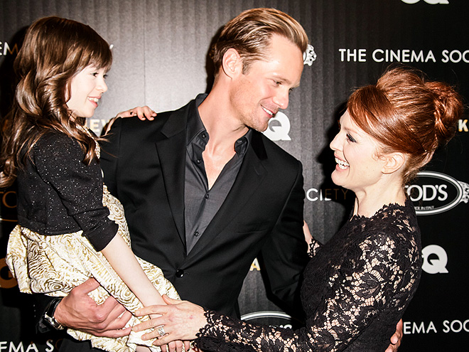 TRIPLE TEAM photo | Alexander Skarsgard, Julianne Moore