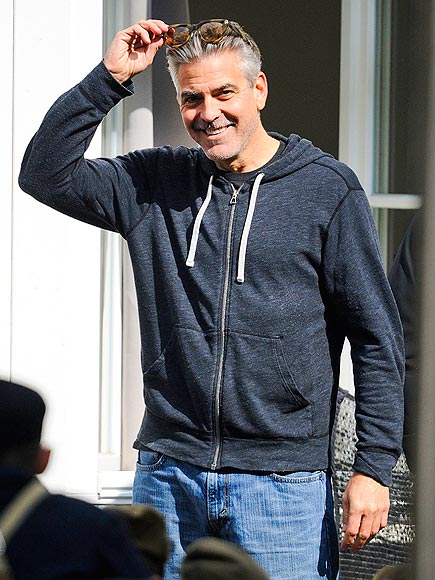 EYE SPY photo | George Clooney