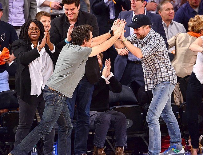 HOLDING COURT photo   Ben Stiller, Jason Sudeikis