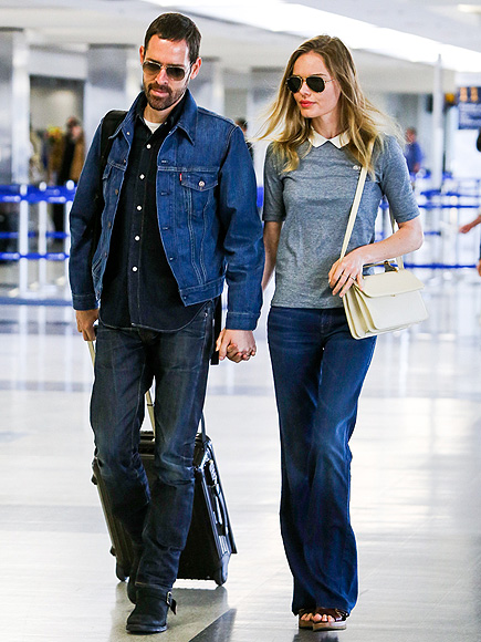 FRIENDLY SKIES photo | Kate Bosworth, Michael Polish