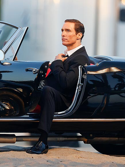 DRIVER'S SEAT photo | Matthew McConaughey