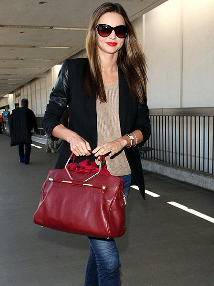PLANE PERFECT photo | Miranda Kerr