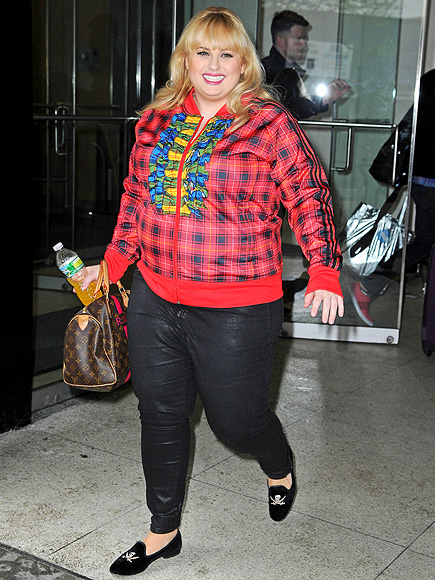 JUST CHECK-ING photo | Rebel Wilson