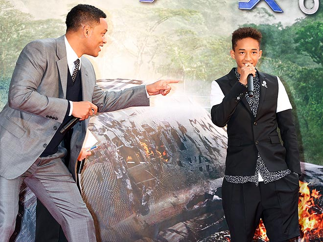 MIC CHECK photo | Jaden Smith, Will Smith