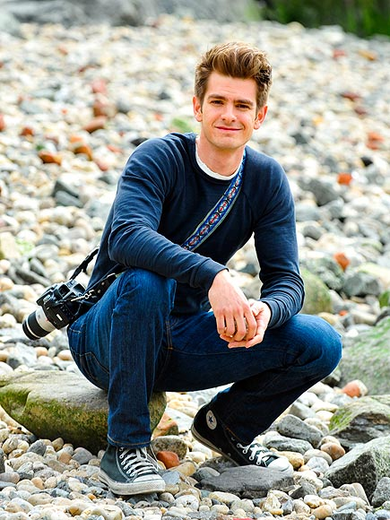 CAMERA READY photo | Andrew Garfield