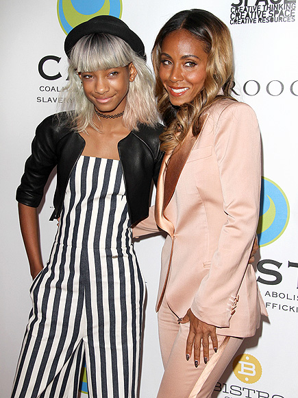 DESIGN STAR photo | Jada Pinkett Smith, Willow Smith