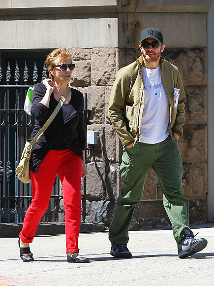 STRIDE RIGHT photo | Jake Gyllenhaal