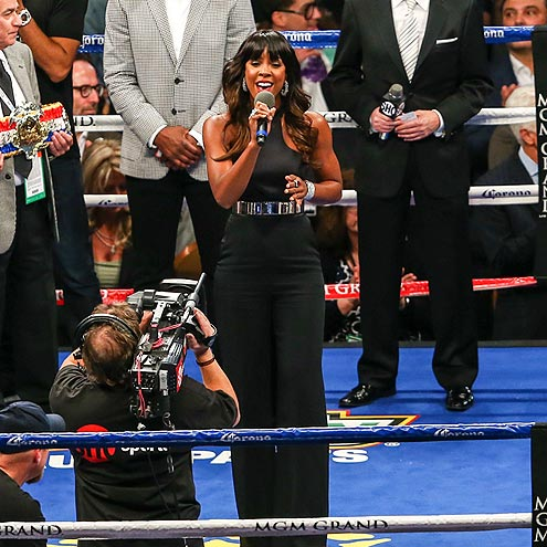 WHAT A KNOCKOUT photo   Kelly Rowland