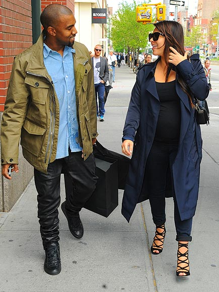 WHAT'S IN STORE? photo | Kanye West, Kim Kardashian