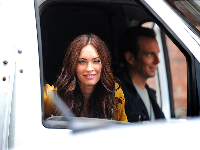 WINDOW DRESSING photo | Megan Fox, Will Arnett