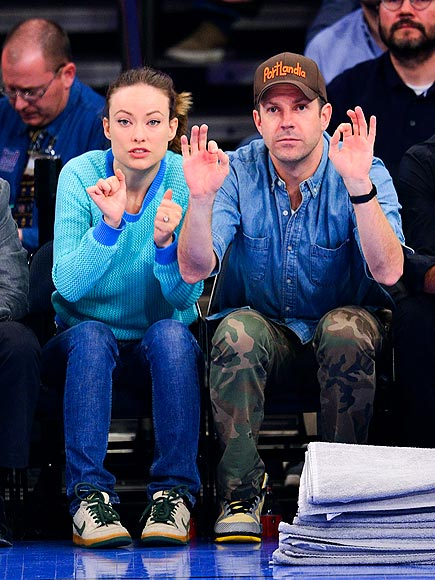 TEAM SPIRIT photo | Jason Sudeikis, Olivia Wilde