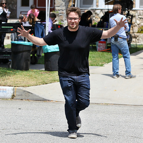 MAN WITH A PLAN photo | Seth Rogen