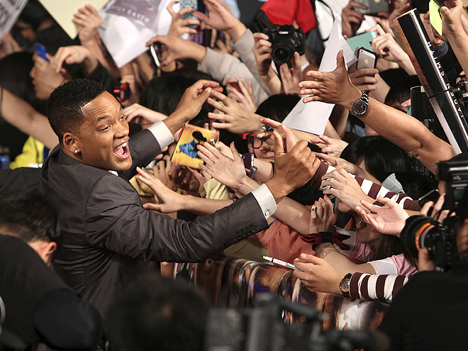 FAN-TASTIC! photo | Will Smith