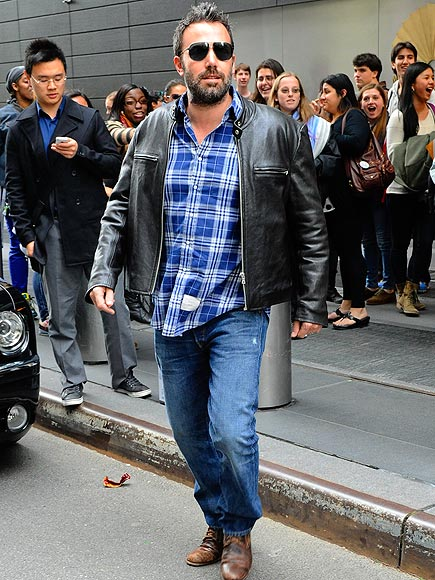 STEPPING OUT photo | Ben Affleck