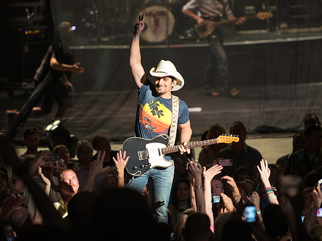 COUNTRY STRONG photo | Brad Paisley
