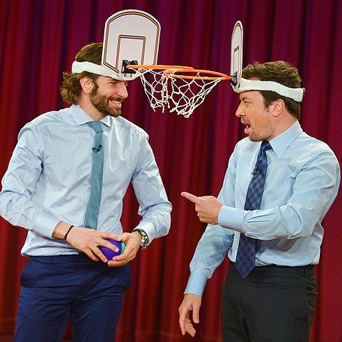 HEAD GAMES photo | Bradley Cooper, Jimmy Fallon