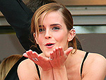 Emma&#39;s Big Bisou | Emma Watson