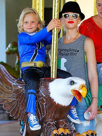 WHAT A RIDE photo | Gwen Stefani