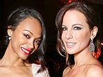 Star Tracks: Star Tracks: Wednesday, May 15, 2013 | Kate Beckinsale, Zoe Saldana