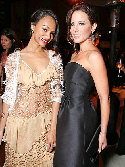 BELLY LAUGHS photo | Kate Beckinsale, Zoe Saldana