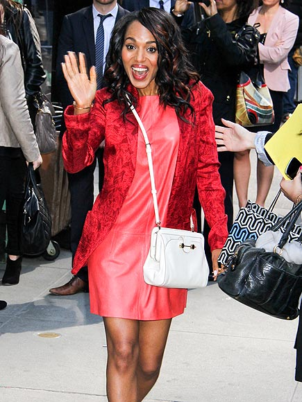 RED-Y TO GO photo | Kerry Washington