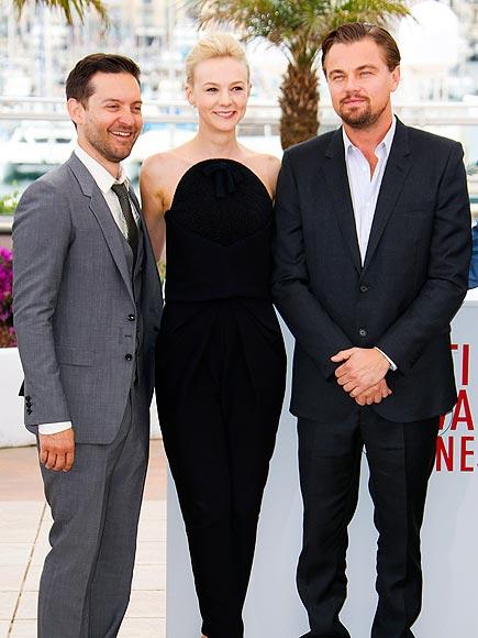 FEELING 'GREAT' photo | Carey Mulligan, Leonardo DiCaprio, Tobey Maguire