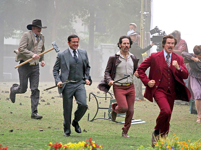 FUN ON THE RUN photo | Paul Rudd, Steve Carell, Vince Vaughn