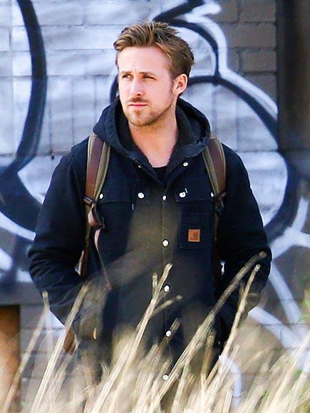 FEELING BLUE photo | Ryan Gosling